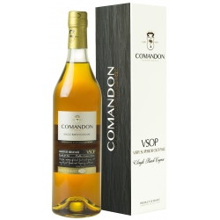 Comandon Cognac VSOP Single batch