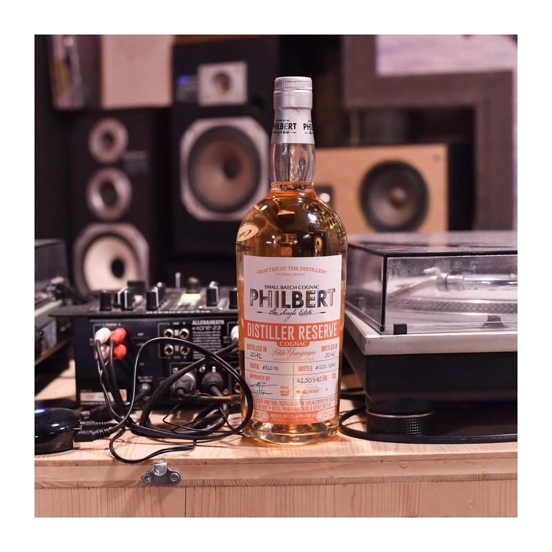 Distiller Reserve Petite Champagne Cognac Philbert